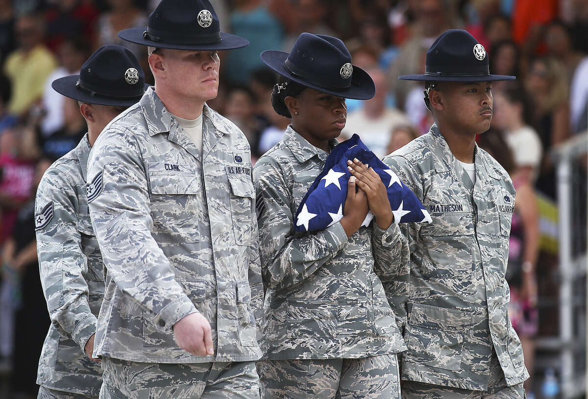 A recom-mendation that the number of Lackland training instructors be increased to 528 is among those that have not been completed following an analysis of instructor misconduct at the base, the Government Account- ability Office reported.