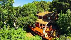 475 Laurel Street in San Anselmo has been on the market since the end of July for 995K.
