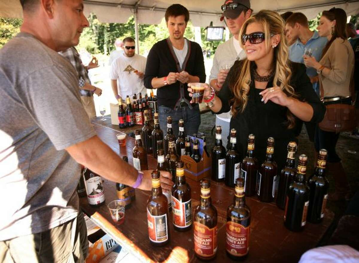 Oktoberfest comes early to Shelton with the Hoptoberfest on Saturday afternoon. Find out more.