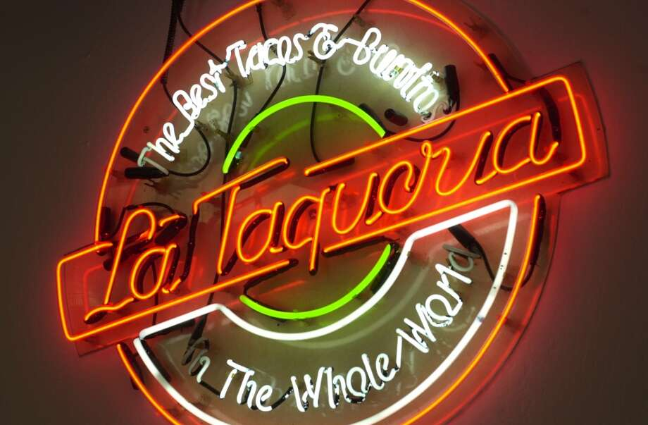 La Taqueria in San Francisco was named by ESPN as having the best burrito in San Francisco. Photo: CRAIG LEE, SFC