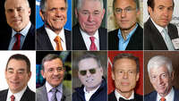 Highest-paid CEOs in U.S. and S.A. - Photo