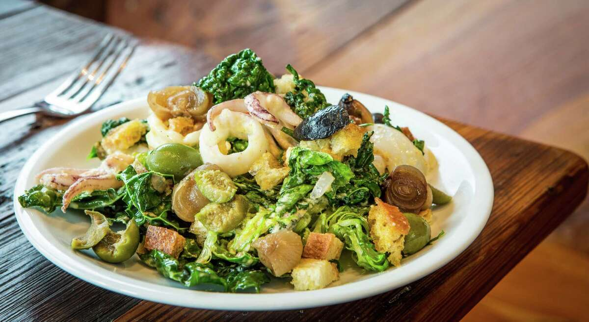 Coltivare Pizza & Garden A new classic, this Heights restaurant features everything from flavorful, delicate vegetable dishes to fresh seafood and -- of course -- simple but well-executed pastas and pizzas. What to order: Cacio e pepe 3320 White Oak Dr.