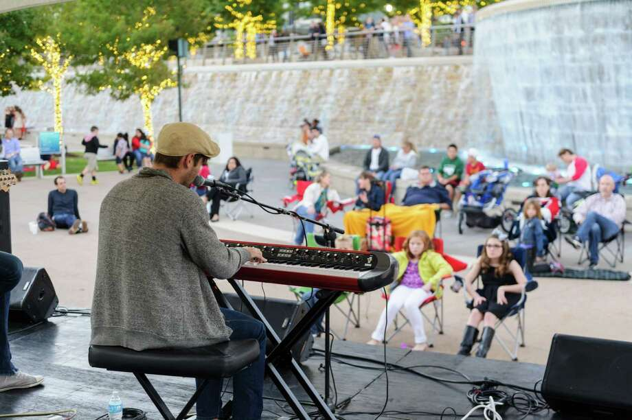 "The ""Live at Night"" weekly concert series in The Woodlands returns to Waterway Square this weekend. Photo: Courtesy Photo"