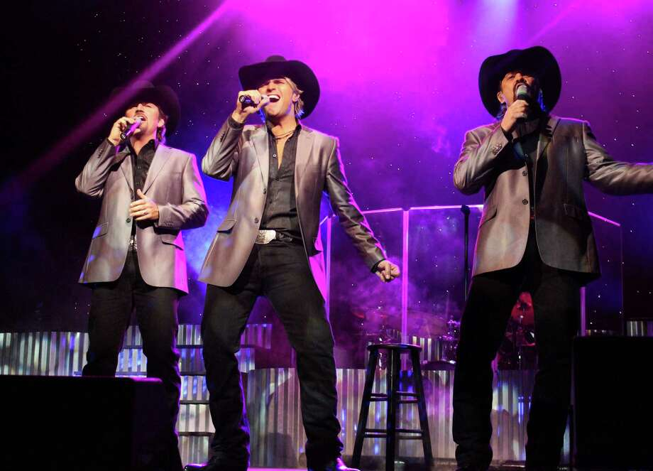 The Texas Tenors will perform at the Wortham Theater Center. Photo: Courtesy Photo