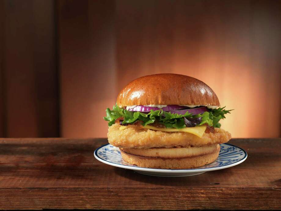 Smoked Gouda Chicken on Brioche at Wendy's:A lightly breaded boneless chicken breast, topped with Dijon aioli, sliced red onions, spring mix greens, caramelized-onion sauce, and smoked Gouda on a toasted brioche bun.Total calories: 600. Fat grams: 28. Sodium: 1,550 mg. Dietary fiber: 3 g. Carbs: 58 g. Protein: 32 g. Manufacturer's suggested retail price: $4.79.What Hoffman says:Could it be that Wendy's has pushed the crazy meter too high this time? Here's the thing that makes Gouda not so Gouda on this sandwich. There's so much other stuff slopping up this sandwich, you can't taste any difference in the cheese. They could have slapped some Cheez Whiz on there and nobody would notice. Click here to find out what Hoffman says you should boldly order instead.