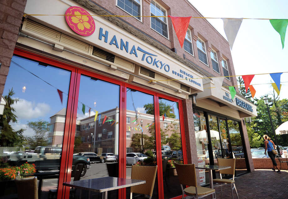 Hana Tokyo has closed after three years in business in the Brick Walk complex in Fairfield. (Brian A. Pounds/Hearst Connecticut Media Group) Photo: Brian A. Pounds / Connecticut Post