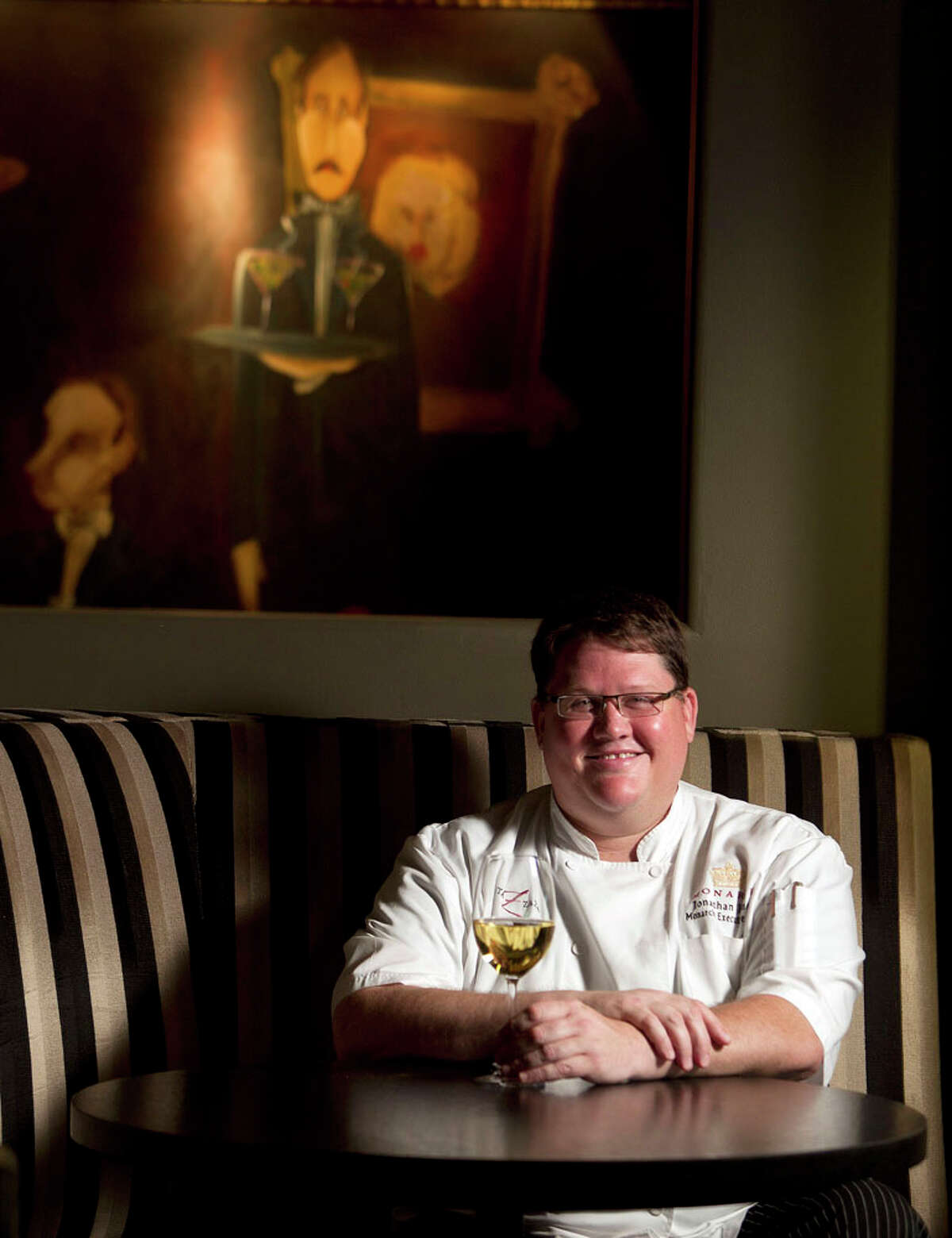 Chef Jonathan Jones, formerly of Monarch at Hotel ZaZa, is now executive chef for Cane Rosso, overseeing the brand's South Texas locations.