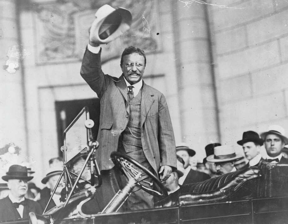 """The Roosevelts, an Intimate History,"" is the best documentary. Photo: Library Of Congress / ONLINE_CHECK"