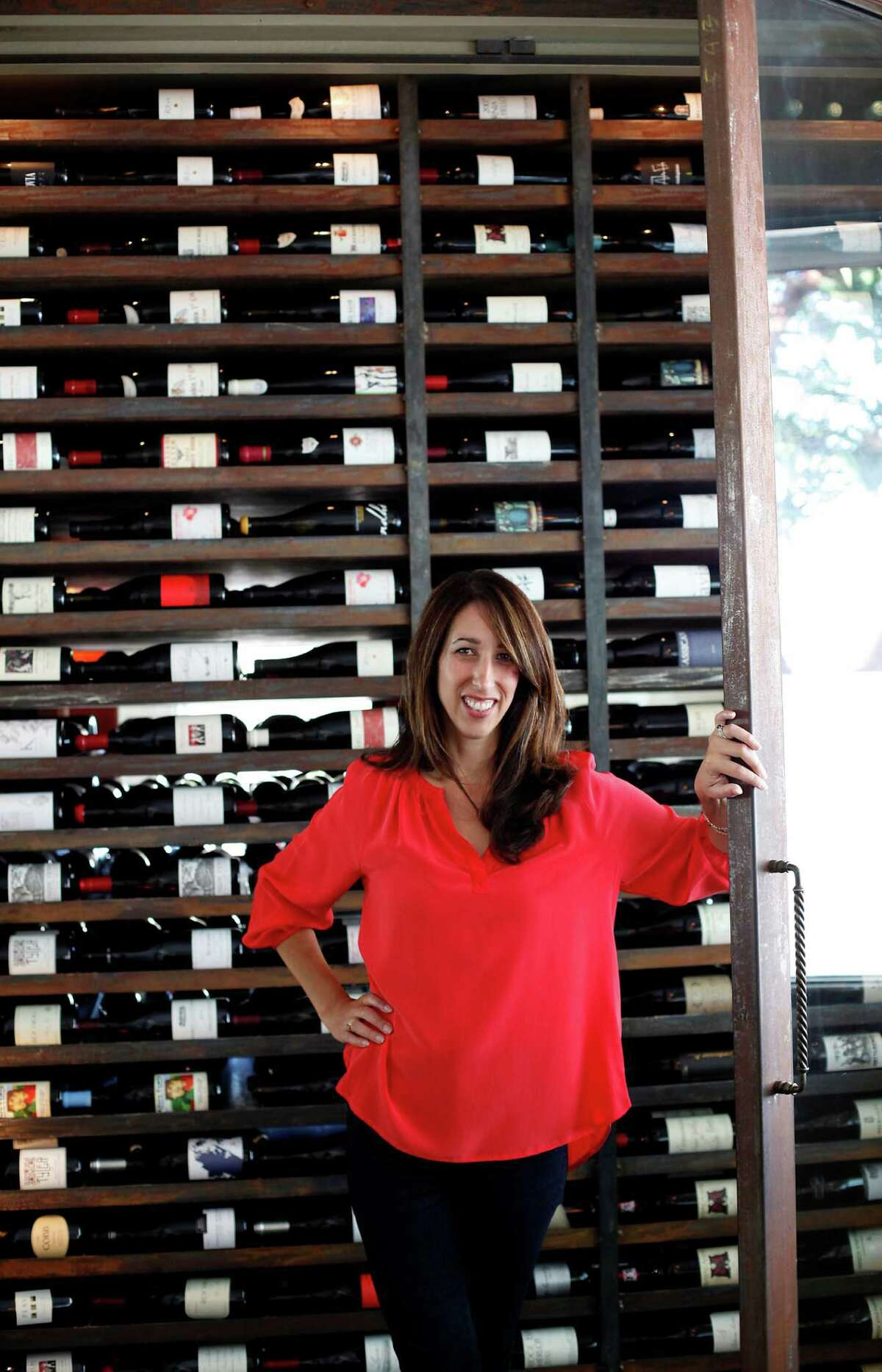 Jannae Lizza, general manager and wine director of Passionfish in Pacific Grove, solicits input from her servers for a wine list far more diverse than many in Monterey County.