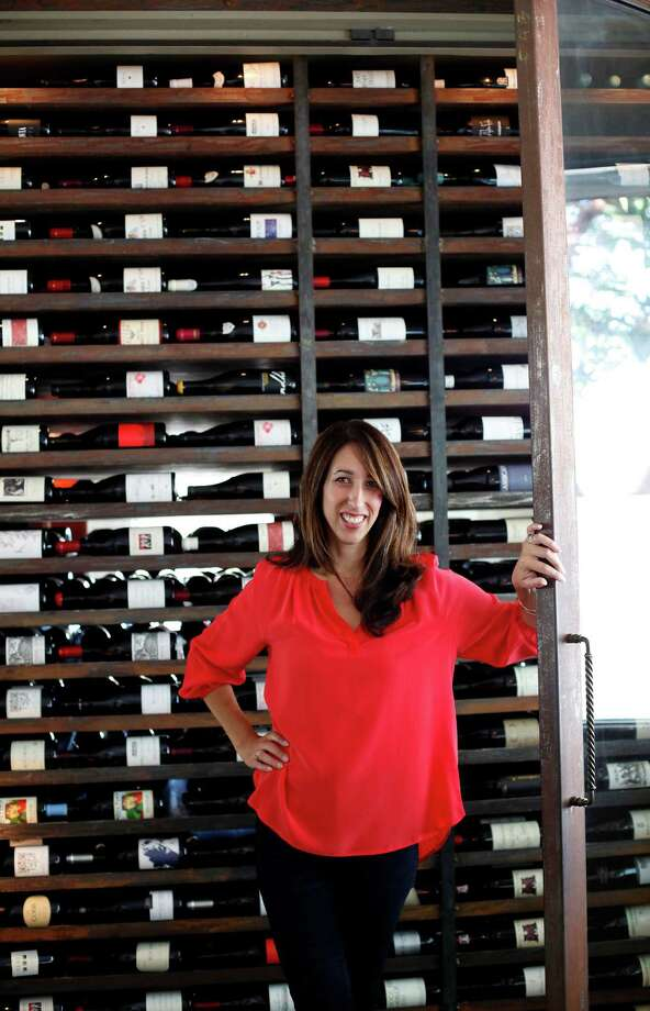 Jannae Lizza, general manager and wine director of Passionfish in Pacific Grove, solicits input from her servers for a wine list far more diverse than many in Monterey County. Photo: Sarah Rice / Special To The Chronicle / ONLINE_YES
