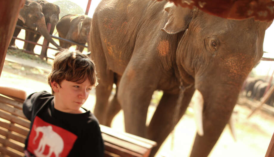 """Jack, one of the subjects in the documentary """"I Am Eleven."""" Photo: Henrik Nordstrom / Henrik Nordstrom / ONLINE_YES"""