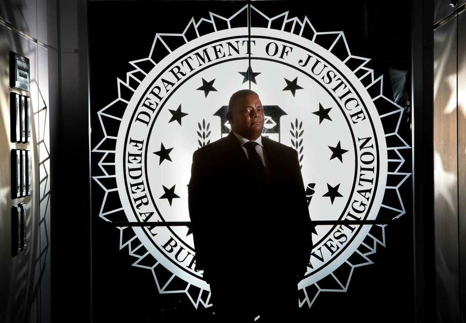FBI Special Agent in Charge Perrye Turner sees homegrown extremists and public complacency as the greatest threat to the Houston area. Photo: Mayra Beltran, Staff / © 2014 Houston Chronicle