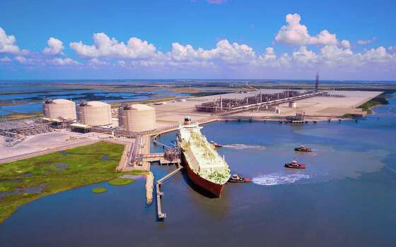 Cameron Lng Export Terminal Can Break Ground San Antonio