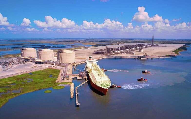 LNG export terminal