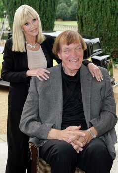 "Richard Kiel, 1939-2014:  The American actor known for his role as steel-toothed Jaws in the James Bond movies ""The Spy Who Loved Me"" and ""Moonraker,"" died Sept. 10 in Fresno, California. He was 74. He's shown here in 2012 with actress Britt Ekland for the ""Bond 50"" anniversary in London. He was 74. Photo: Jonathan Short, INVL / Invision"