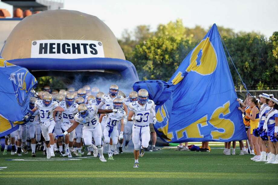 No. 20 Alamo Heights MulesRecord: 0-2 Week 1 rank: 7Week 2 rank: 16Week 2 result: Brandeis 39 vs. Alamo Heights 29Week 1 result: New Braunfels 44 vs. Alamo Heights 19 Photo: Express-News / Express-News