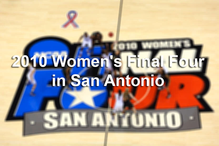 Relive the last Final Four to be held in the Alamo City, when  Connecticut beat Stanford 53–47 at the Alamodome. Baylor and Oklahoma  lost in the semifinals. Photo: San Antonio Express-News / © 2010 SAN ANTONIO EXPRESS-NEWS