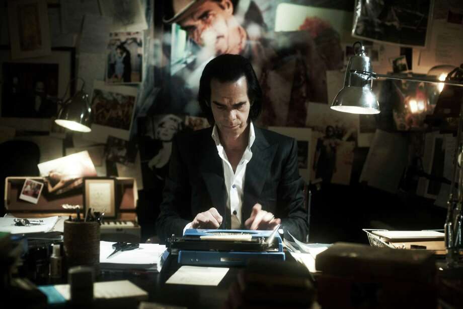"Nick Cave in ""20,000 Days on Earth."" Photo: Alamo Drafthouse Cinema / ONLINE_YES"