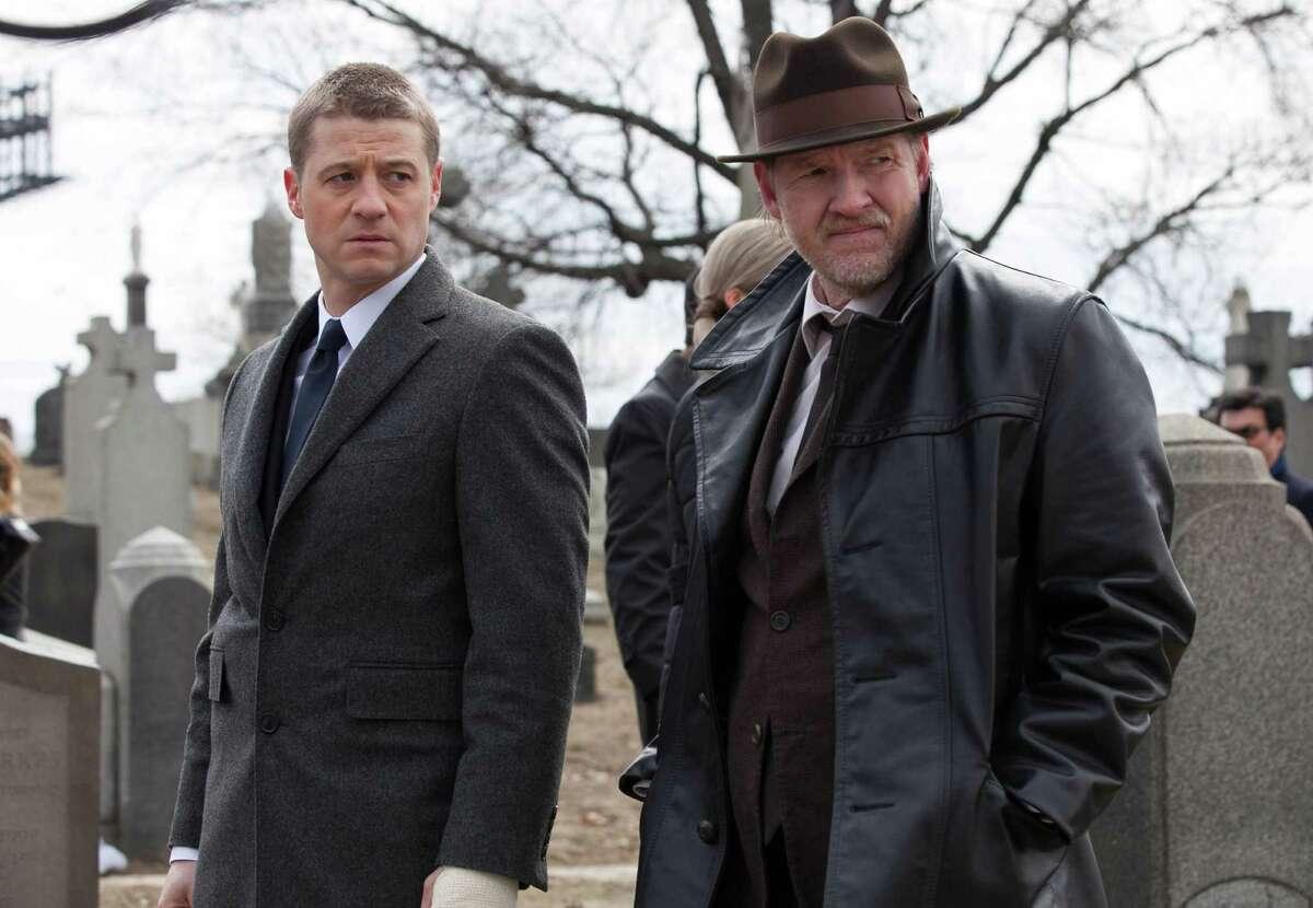 """Gotham,"" starring Ben McKenzie, traces the rise of the ""Batman"" supervillains."