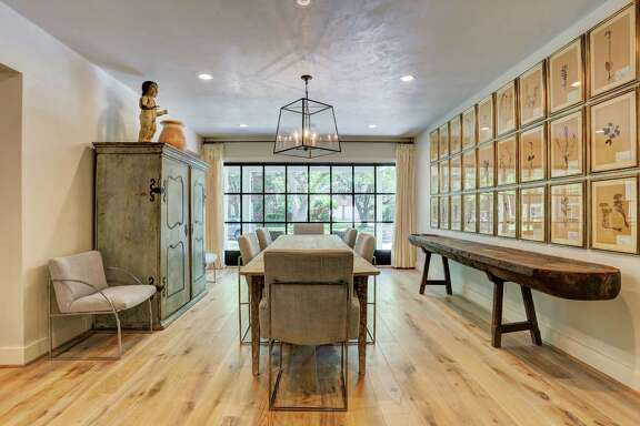 When Abejas boutique owner Christina Mitchell remarried four years ago, her new blended family wouldn t fit in Mitchell s 1920s-built West U house, so they embarked on a top-to-bottom renovation and expansion to create the  Belgian urban farm chic  home of her dreams.