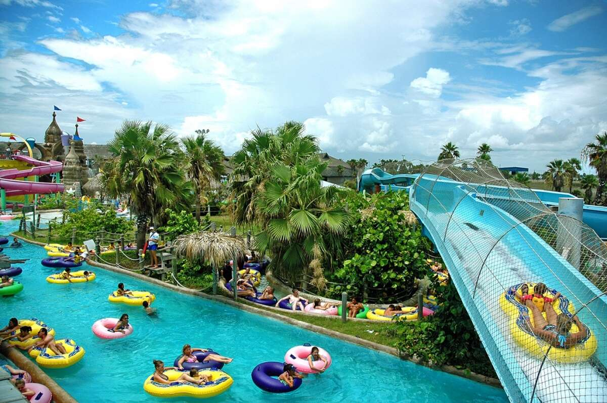 May 2001Schlitterbahn expands to South Padre Island with a 26-acre waterpark.