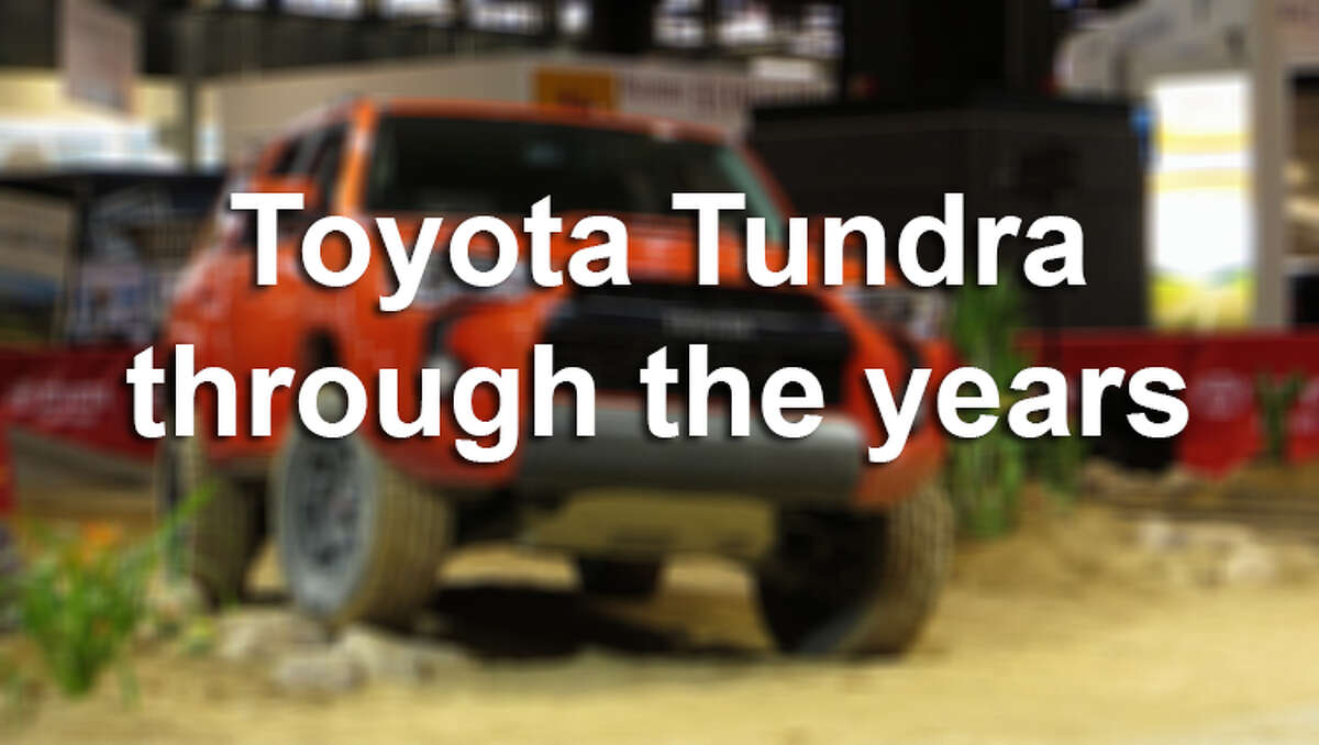 Check out the Tundra from 2003 to 2015.