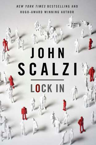 """John Scalzi will be at Northshire Bookstore in Saratoga Springs on Wednesday, Sept. 17,  to read from and sign copies of the book. He answered questions recently about """"Lock In."""" (Courtesy of the author)"""