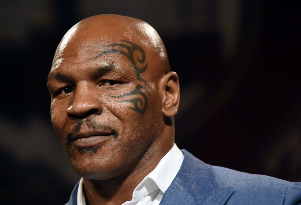 MIKE TYSON, BOXER When asked what the future held for him after his fight against Lennox Lewis: