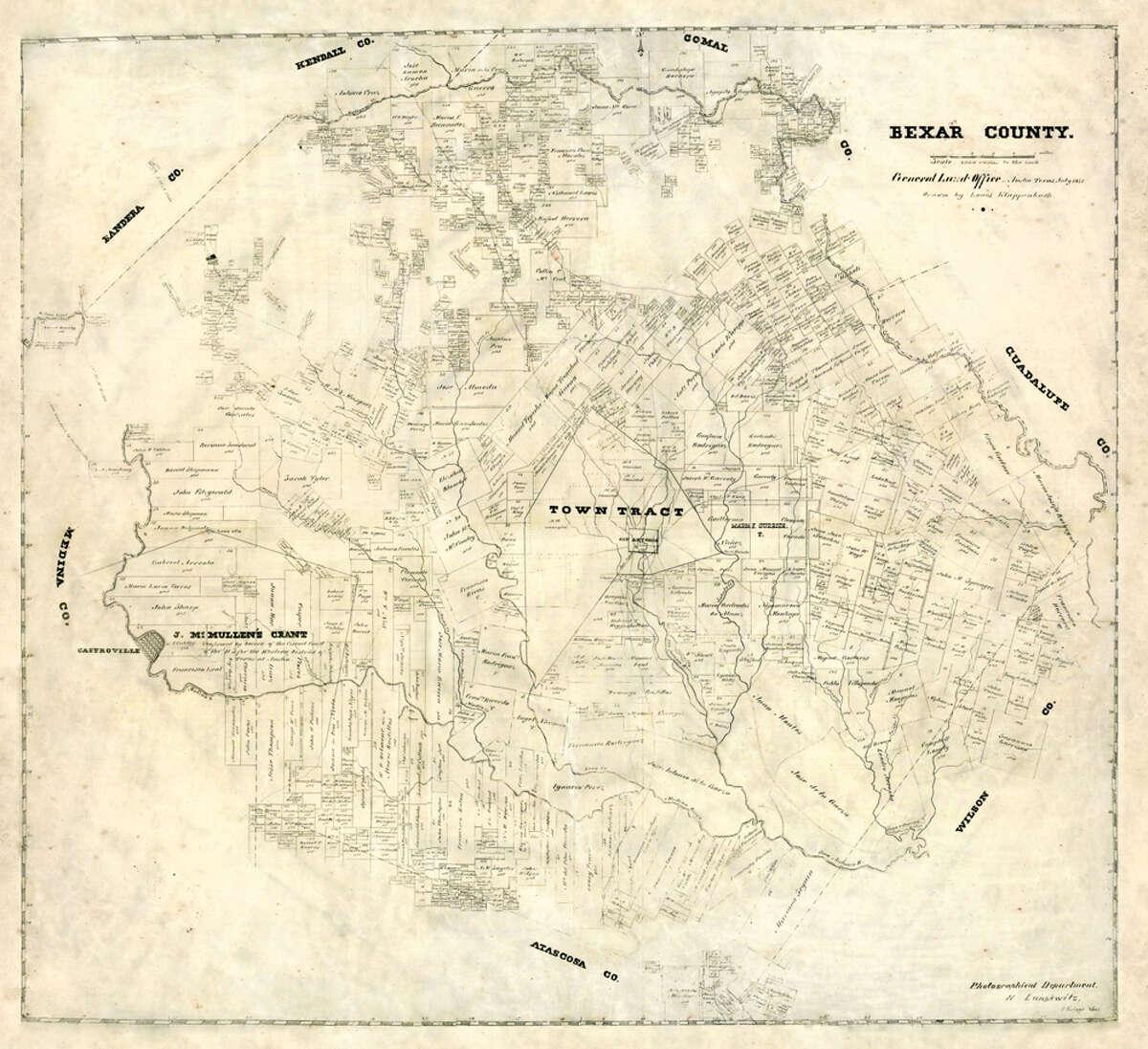 Bexar County, 1871