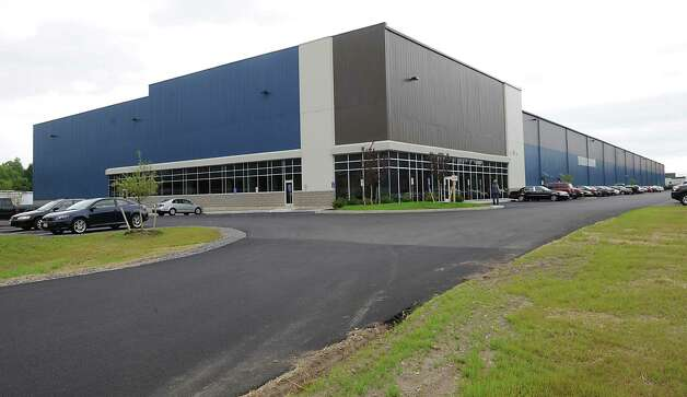 CTDI, Communications Test Design, a telecom company, just moved into this new building at Glenville Business & Technology Park on Thursday, Sept. 11, 2014 in Glenville, N.Y. (Lori Van Buren / Times Union) Photo: Lori Van Buren / 00028579A
