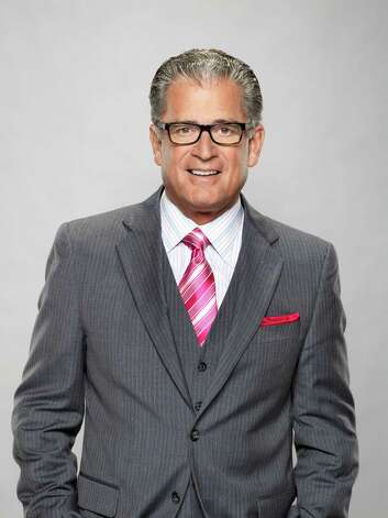 NFL rules analyst Mike Pereira of Fox. (Kevin Lynch/Fox Sports) Photo: Kevin Lynch / Kevin Lynch Inc
