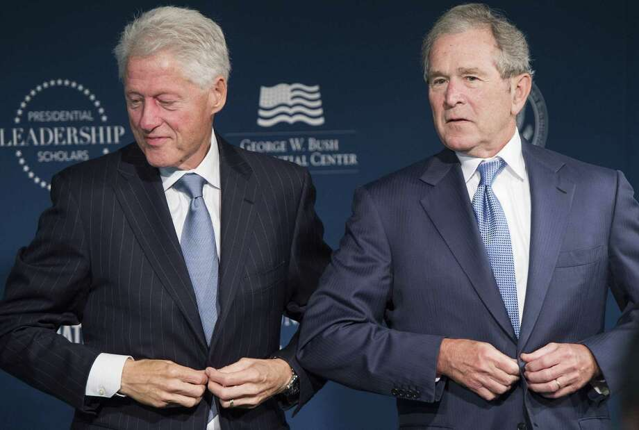 brief background and leadership qualities of george w. bush essay Title the contemporary presidency: the changing leadership of george w bush: a pre- and post-9/11 comparison created date: 20160806212231z.