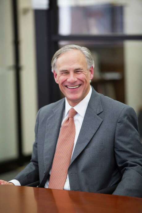 Texas Attorney General Greg Abbott visits the Houston Chronicle editorial board on Thursday. Abbott is running against Wendy Davis in the Nov. 4 elections. Photo: Marie D. De Jesus, Staff / © 2014 Houston Chronicle