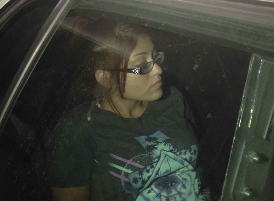 Officials believe Jacqueleen Olivo set the victim up to be robbed the night of his death. Photo: Mark D. Wilson / San Antonio Express-News