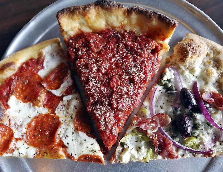 Trilogy Pizza 19141 Stone Oak Parkway, Suite 113Website: trilogybistro.com