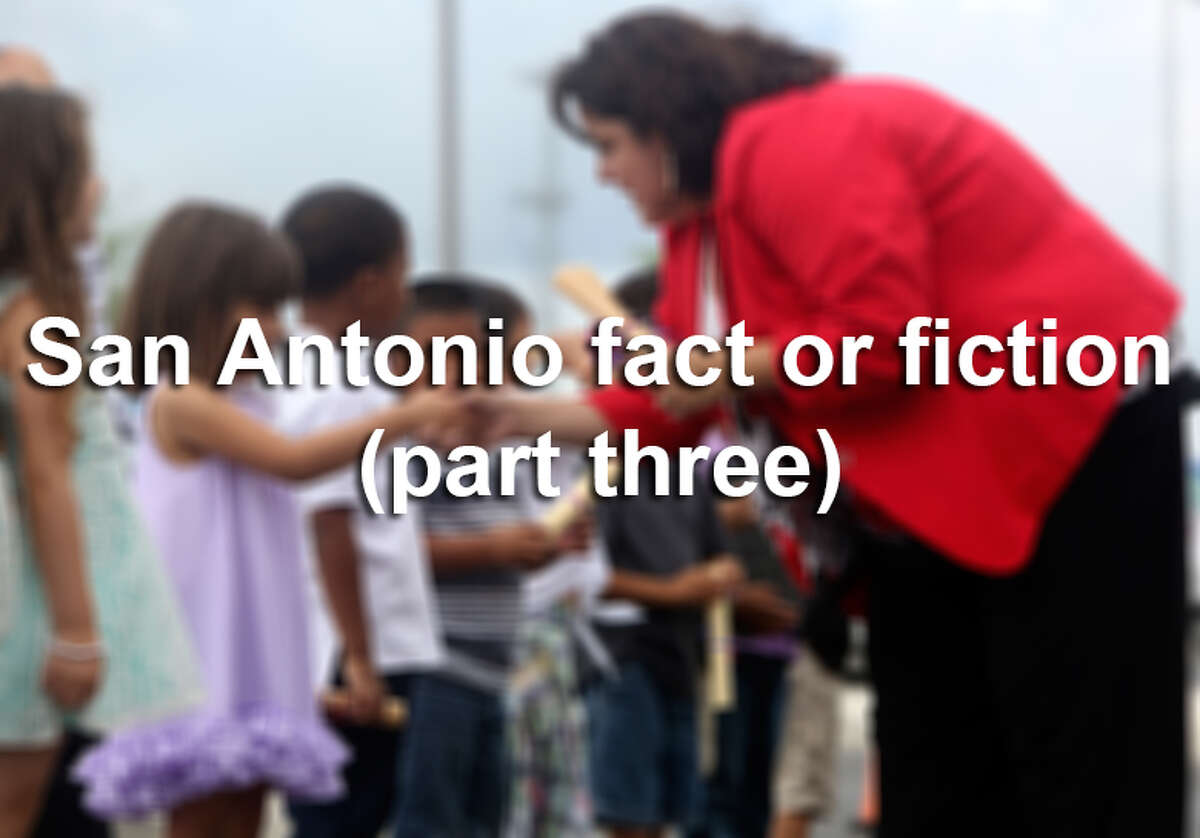 Think you're down on your San Antonio trivia? Here are more 10 questions to test even the most seasoned Alamo City academic.