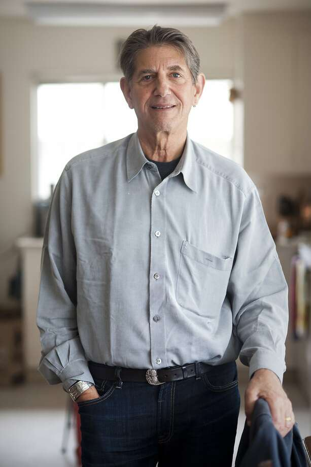 """Marin actor, voice-over artist and author Peter Coyote lends his authoritative voice to Ken Burns' seven-part """"The Roosevelts,"""" which starts at 8 p.m. Sunday. Photo: Craig Hudson, The Chronicle"""
