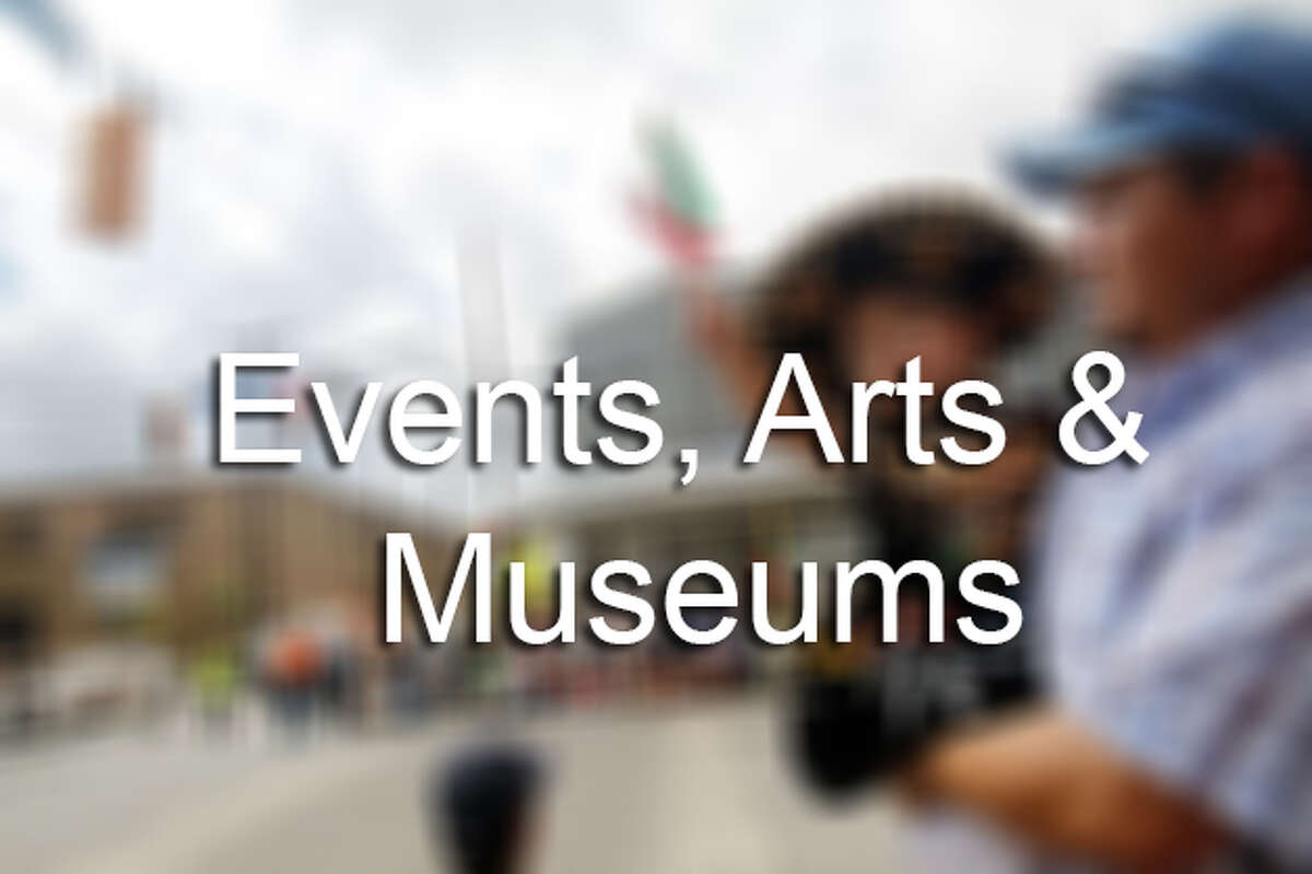 Events, arts & Museums