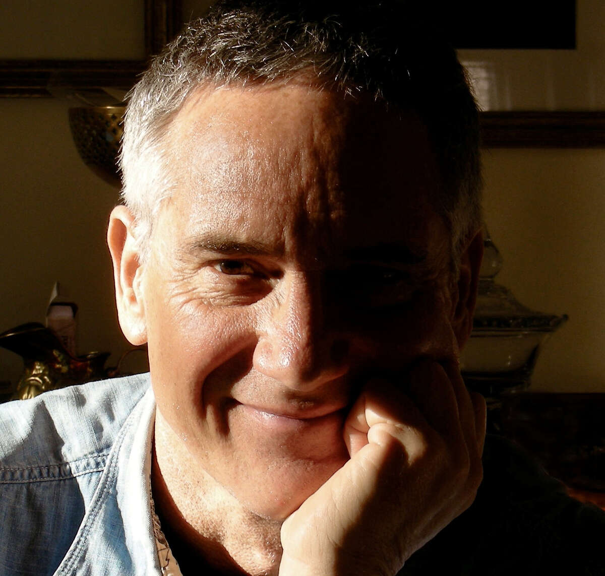 Director Christopher Beaver.
