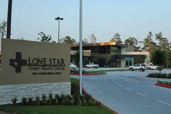 Conroe's Lone Star Community Health Center is among 15 Houston-area facilities to receive federal funding under the Affordable Care Act to expand services.