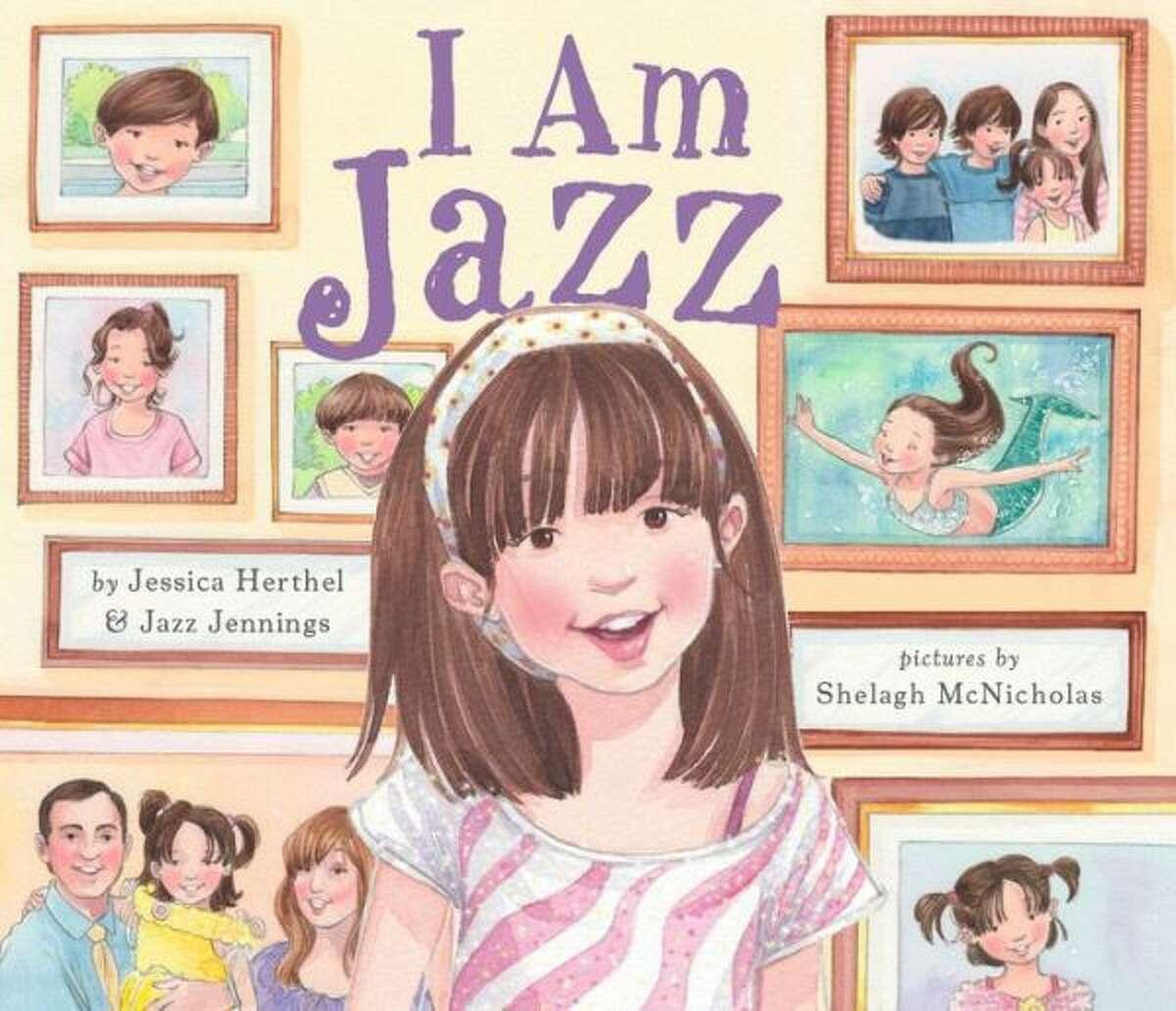 """""""I Am Jazz,"""" by Jessica Herthel"""