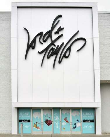 The new Lord & Taylor store at Crossgates Mall Thursday Sept. 11, 2014, in Albany, NY.  (John Carl D'Annibale / Times Union) Photo: John Carl D'Annibale