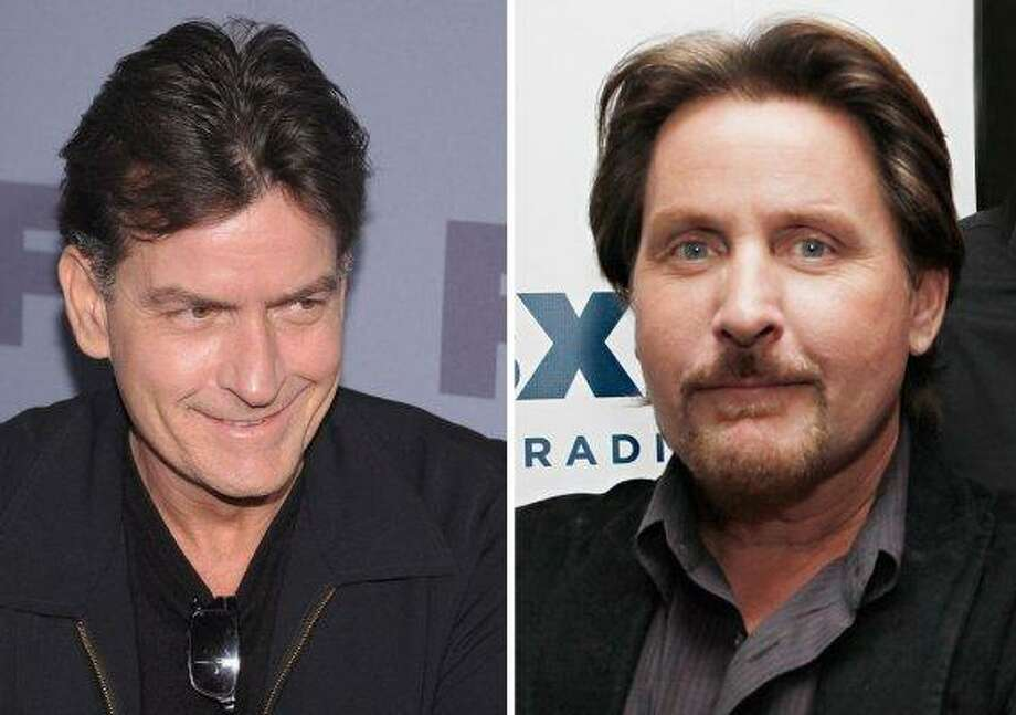 Charlie Sheens Brother Brothers Charlie Sheen And Emilio Estevez of Course Are The Offspring of