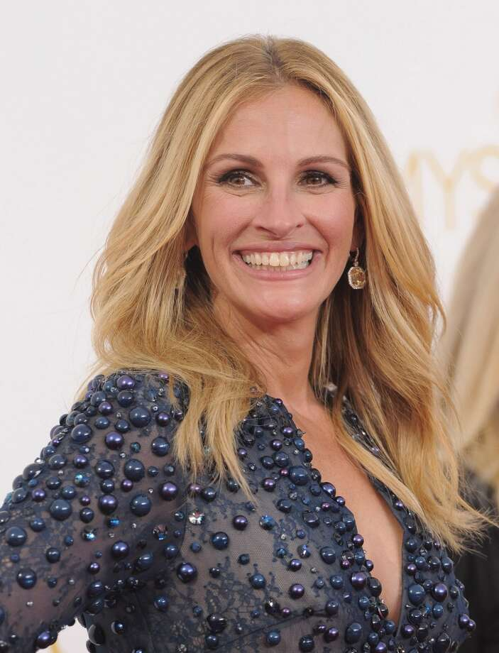 One of America's sweethearts, Julia Roberts has been named People Magazine's most beautiful woman in the world for the fifth time.>>KEEP CLICKING TO SEE ROBERTS AND OTHER AMERICAN SWEETHEARTS THROUGH THE YEARS. Photo: Axelle/Bauer-Griffin, FilmMagic