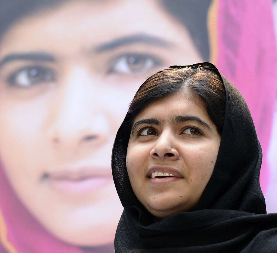 Malala Yousafzai, now 17, was shot for advocating education for girls. Photo: Associated Press / AP