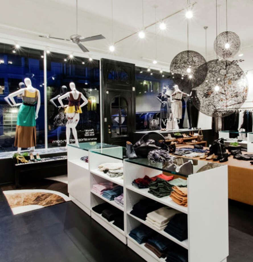 Presidio Heights fashion-forward boutique for women Betty Lin. Photo: Courtesy Betty Lin / ONLINE_YES