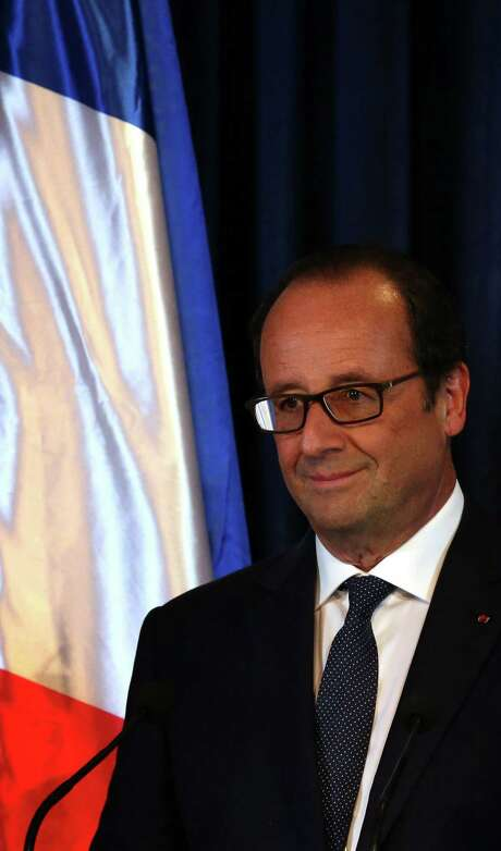 France, led by Francois Hollande, is viewing Iranian help in the region with pragmatism, stressing over-lapping concerns about ISIS. Photo: SAFIN HAMED, AFP/Getty Images / AFP