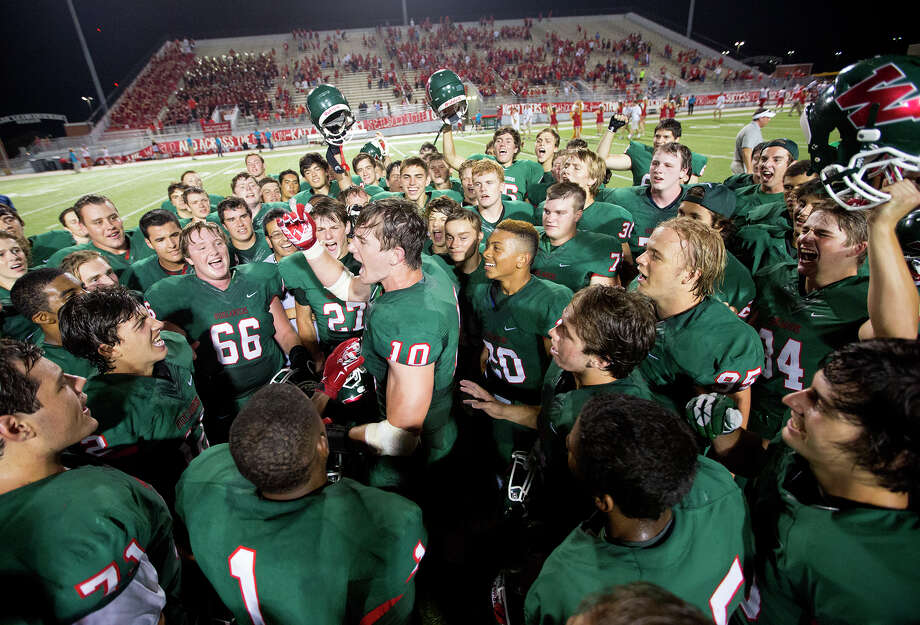 Defense carries The Woodlands to major upset of Katy ...