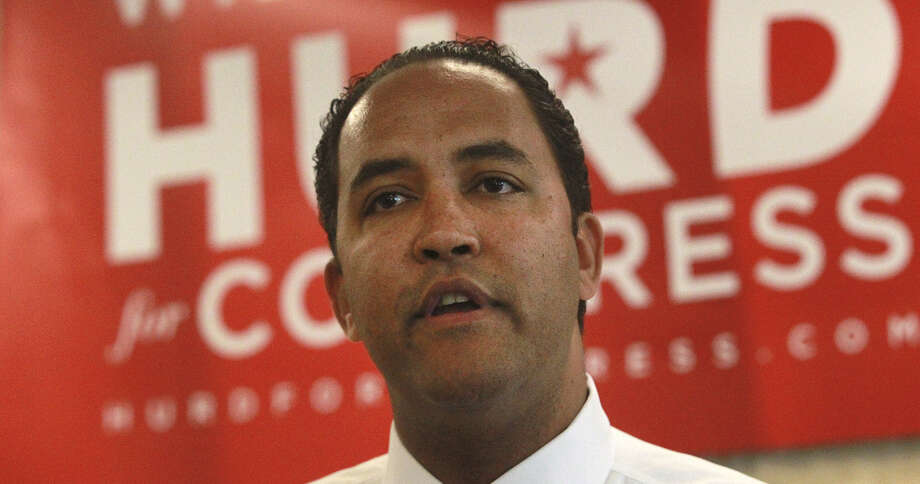 Republican Will Hurd, who served in the CIA, is challenging first-term U.S. Rep. Pete Gallego, D-Alpine, in District 23. Photo: John Davenport / San Antonio Express-News / ©San Antonio Express-News/John Davenport