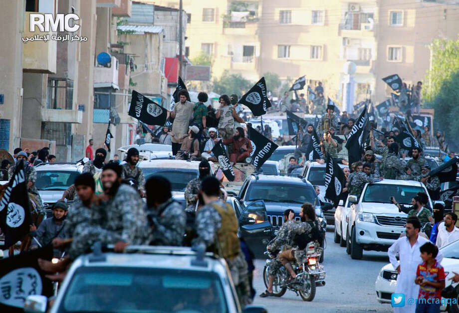 The rapid surge of the Islamic State, and its ability to draw fighters from across the globe, has set off alarm bells in capitals worldwide. Photo: Associated Press / Raqqa Media Center